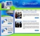 Thumbnail Professional Website Template
