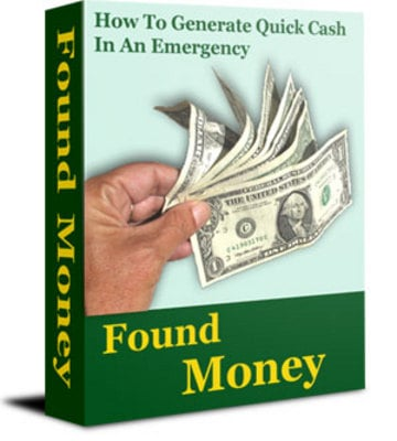 Product picture 101 Ways To Raise Emergency Money - MRR