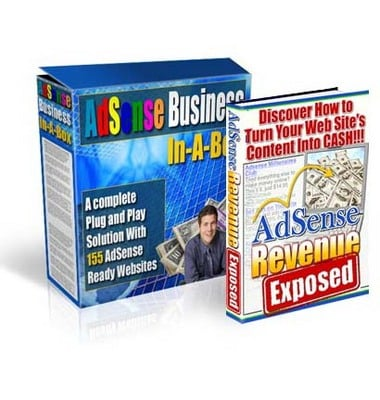 Product picture Adsense Profit Pack