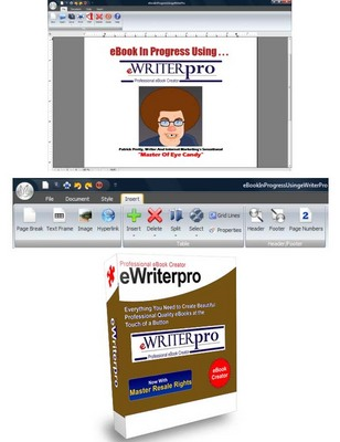 Product picture Ewriter Pro (MRR)