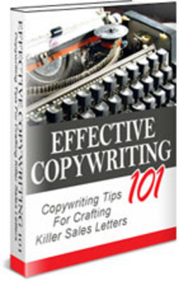 Product picture Effective Copywriting 101 - MRR